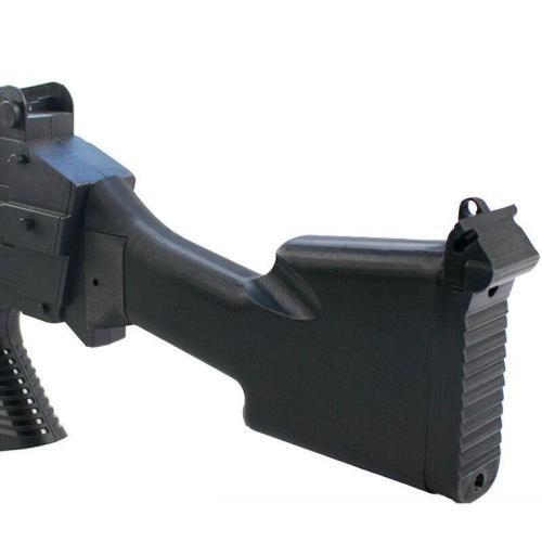 ZH M249 Upgrade Butt Stock Battery Bin