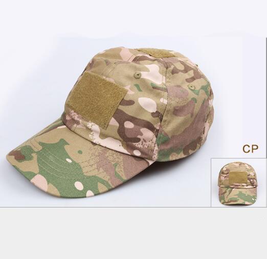 Outdoor Gel Blaster Camouflage Tactical Cap