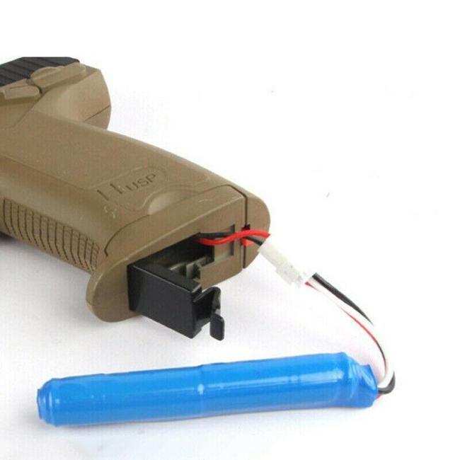 Pistol Gel Blaster 7.4V 600mAh Lipo Battery