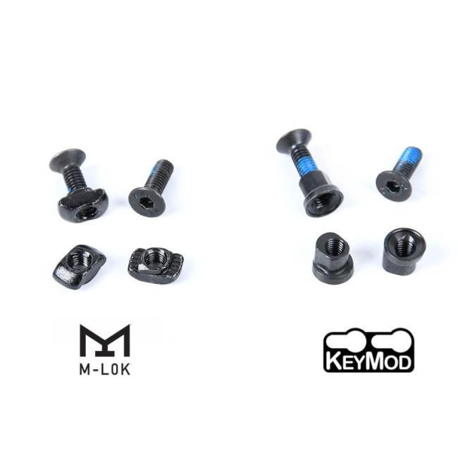 M-LOK/Keymod Handguard Rail Screws