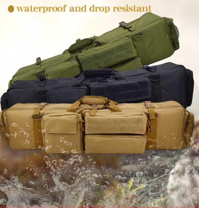 Tactical M249 Gun Bag Carry Case with Shoulder Strap