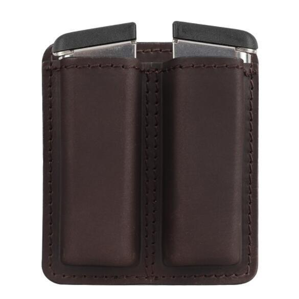 Concealed Double 9mm Magazine Holster
