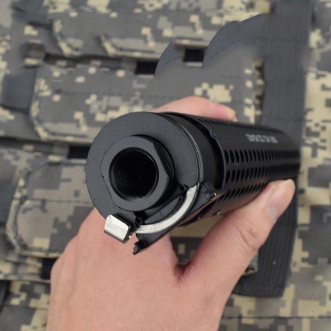 KAC QD Silencer w/ 14ccw or 19mm Flash Hider