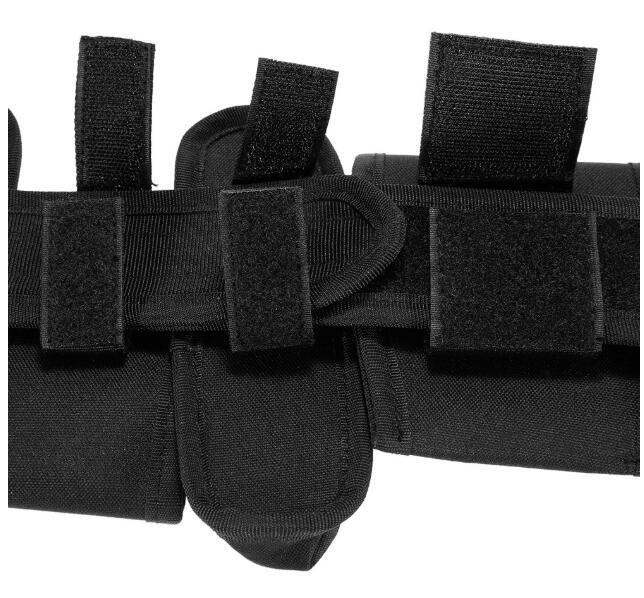 10Pcs Tactical Duty Belt Police Security Guard Utility Kit