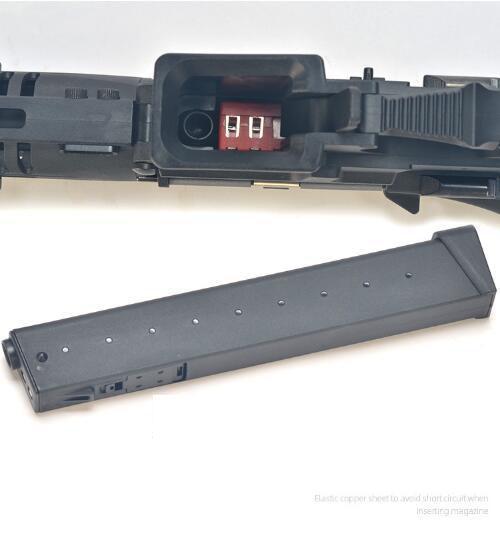 Little Moon XYL ARP9 SMG Gel Blaster