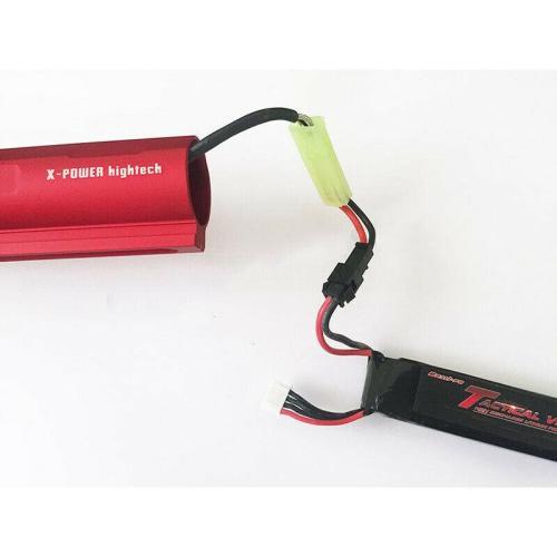 Mini Tamiya to SM Battery Plug Adapter