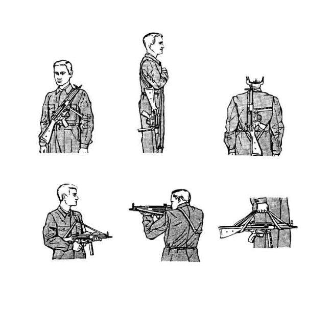 TMC x LDT MP5 Tactical 3 Point Sling