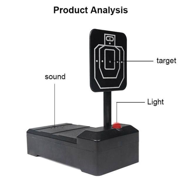 QiaoShou Electric Shooting Target Automatic Reset