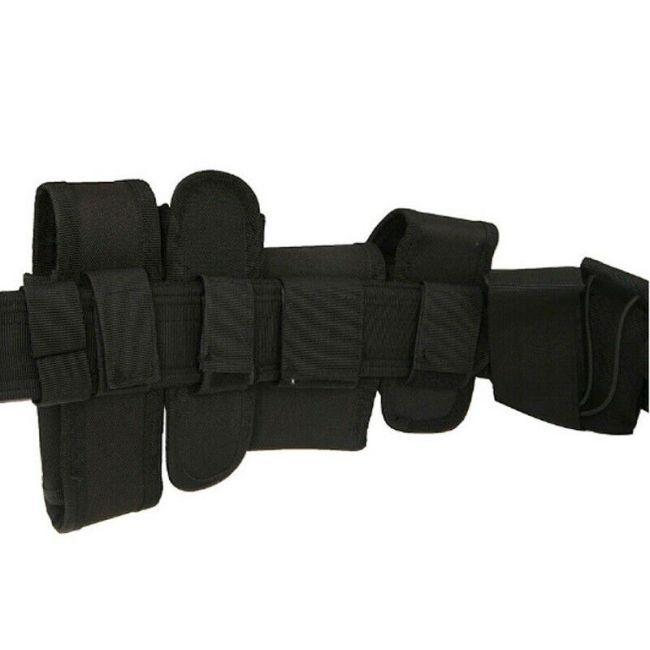 7 Pouches Tactical Belt