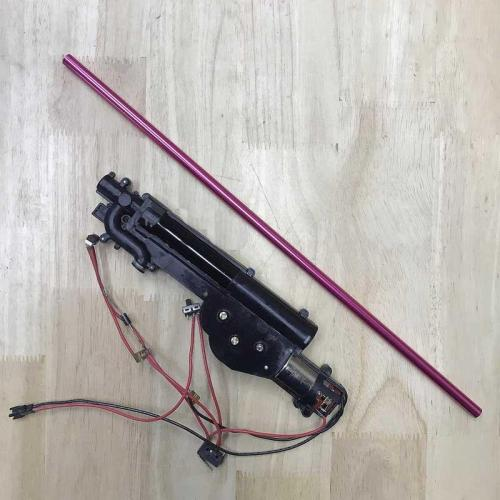 BF MK14 Gearbox
