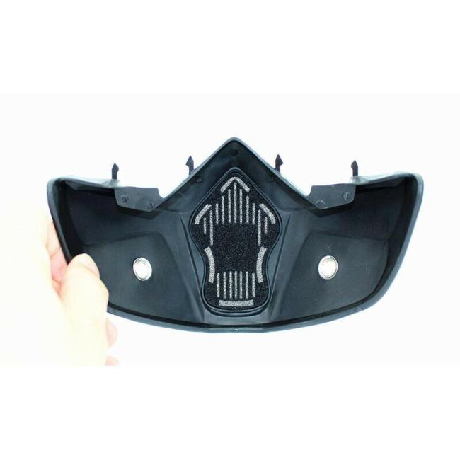 Tactical Full Face Mask Goggles Gel Blaster Protective Glasses