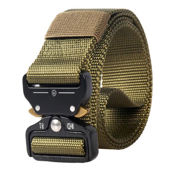 125-140cm Nylon Cobra Tactical Belt