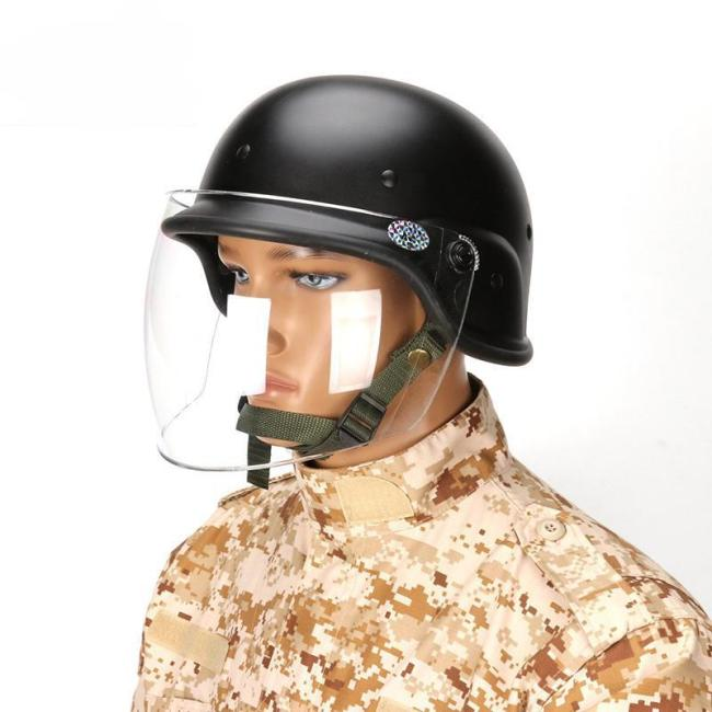 M88 Tactical Helmet with Lens