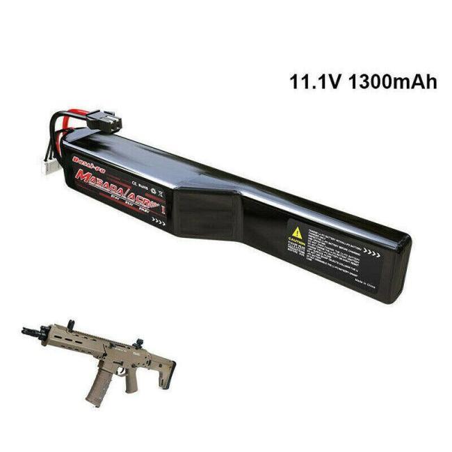 JM J10 ACR 11.1V 1300mAh/1000mAh Lipo Battery