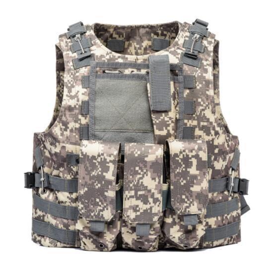 Molle System Amphibious Tactical Vest