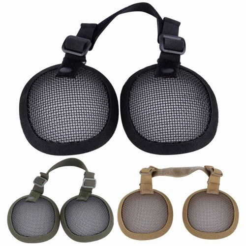 WST Tactical Steel Net Ear Protection