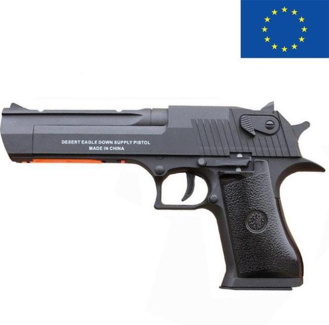 RX617 Renxiang RX Desert Eagle Gel Blaster (EU Stock)