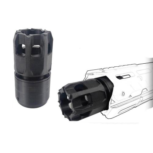3D Print SI Oppressor Muzzle Brake 19mm/14ccw