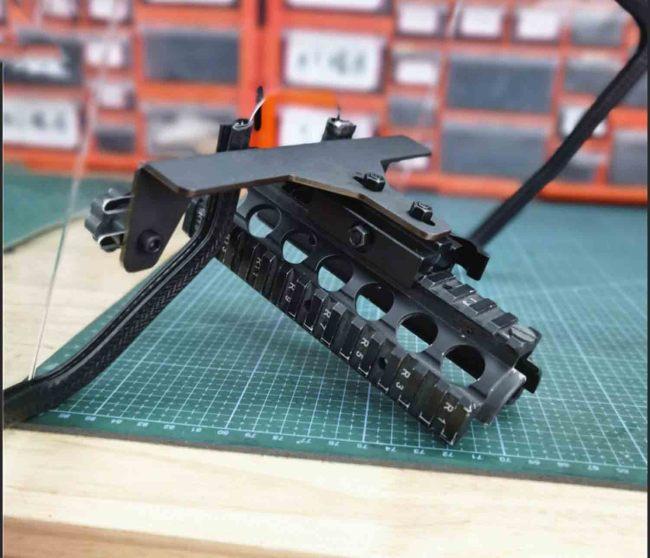Rainbow Six Siege Blackbeard Rifle Shield
