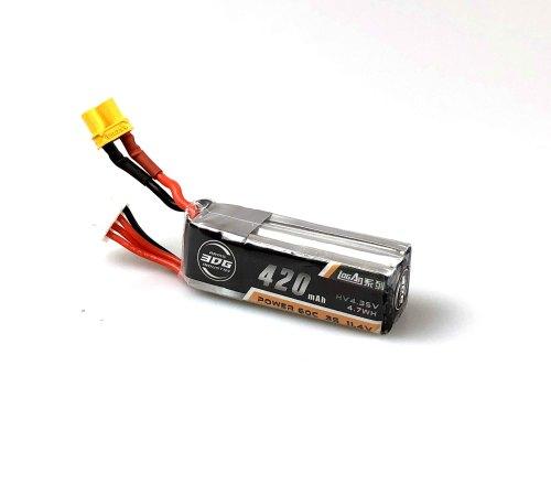 3DG Glock 17 Battery