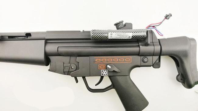 JM/Gorky MP5 HQ MP5k Lipo Battery