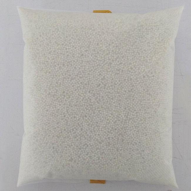 1kg/lot 7-8mm Milky Hardened Gel Balls