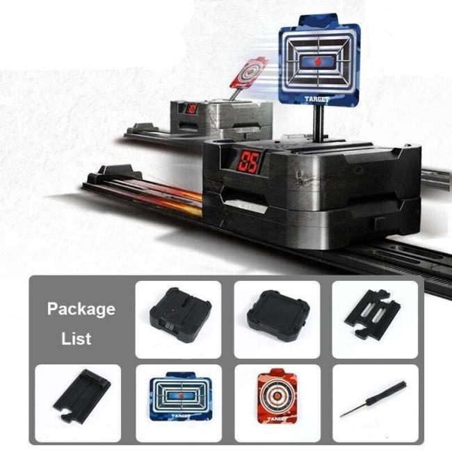 Digital Scoring Automatic Reset Electric Moving Target