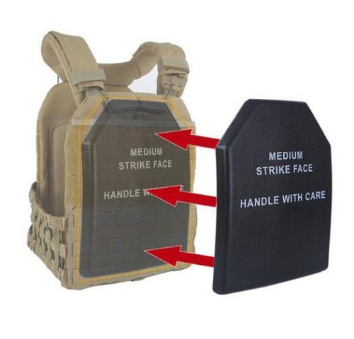 Tactical Vest Baffle