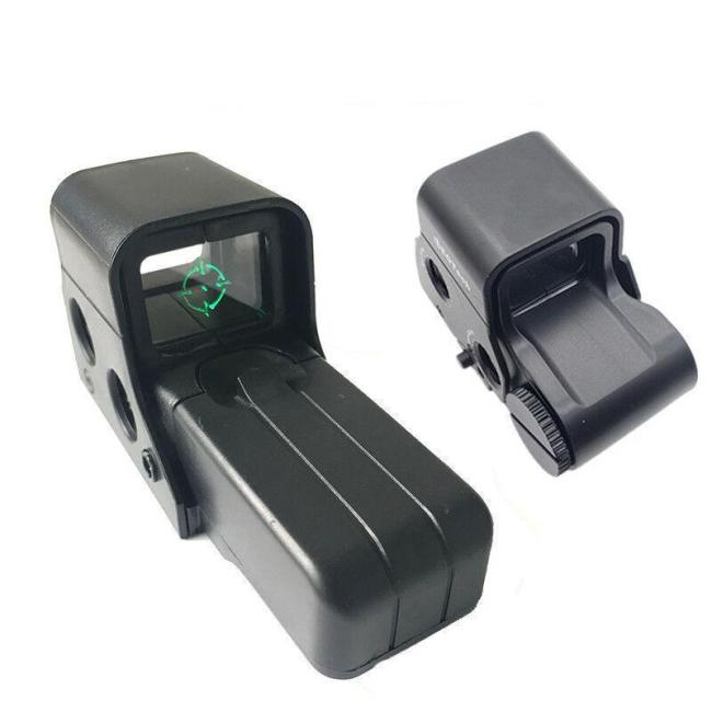 20-23mm Rail Plastic 558 552 Holographic Sight
