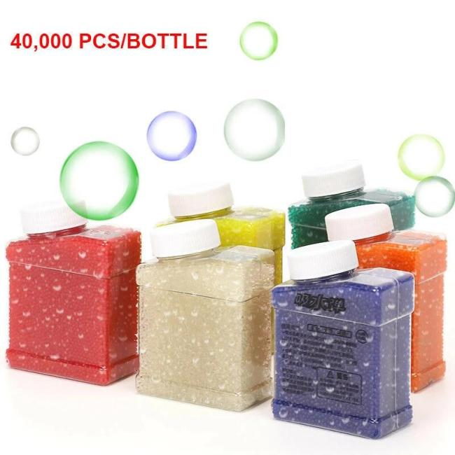 40,000Pcs 7-8MM Gel Balls