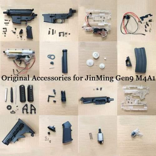 JM Jinming Gen9 J9 Original Accessories Parts