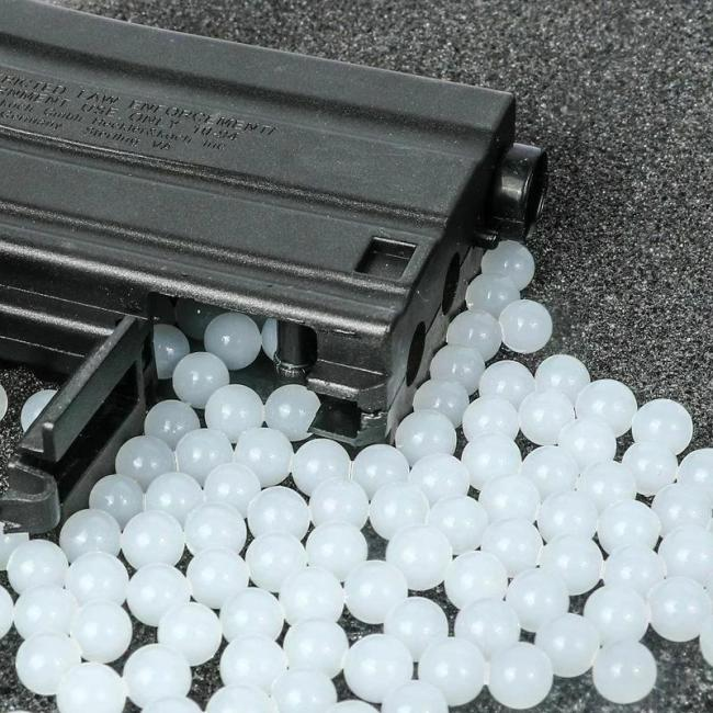 10,000PCS 7-8MM Hardened Gel Balls
