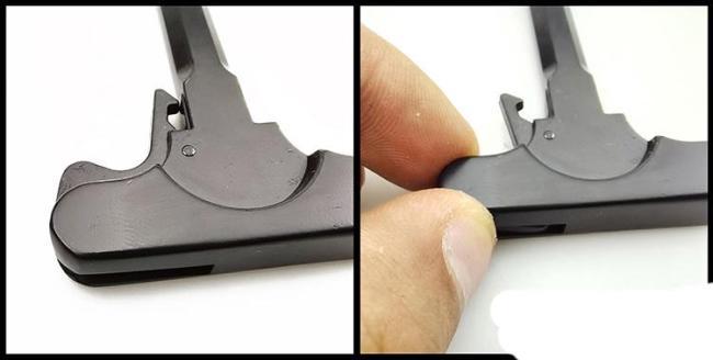M4 Metal Charging Handle for jinming gen8 gen9 cyma