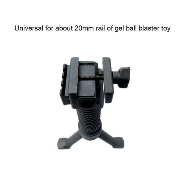 Nylon Elastic Telescopic Bipod Front Grip