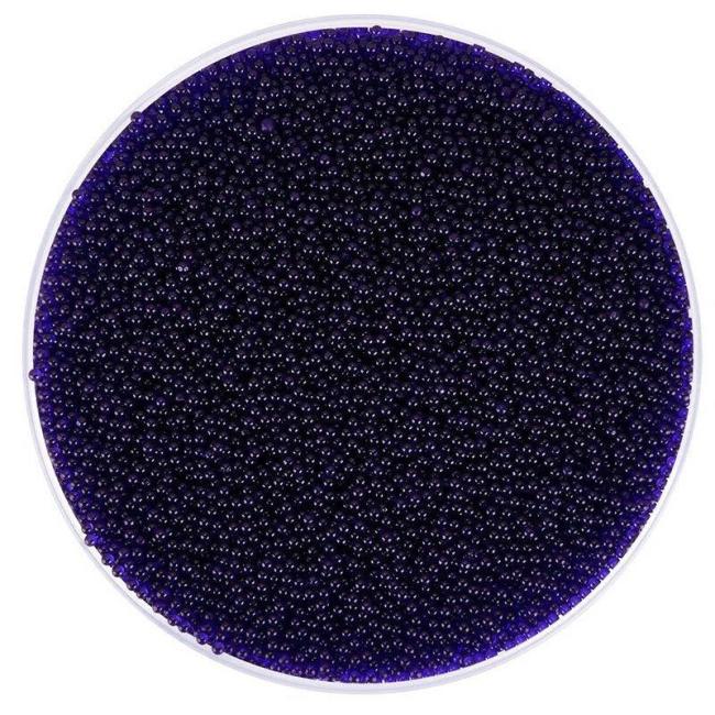 1KG 7-8mm Purple Hardened Gel Balls