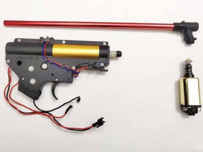 STD SLR-CTR (STD-X) Gel Blaster