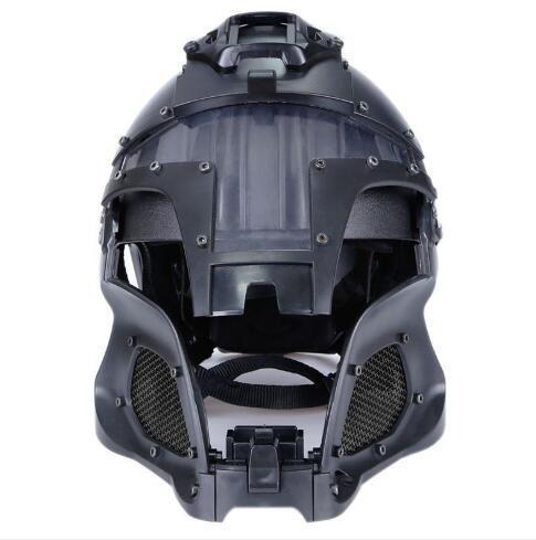 WST Full Face Medieval Tactical Helmet
