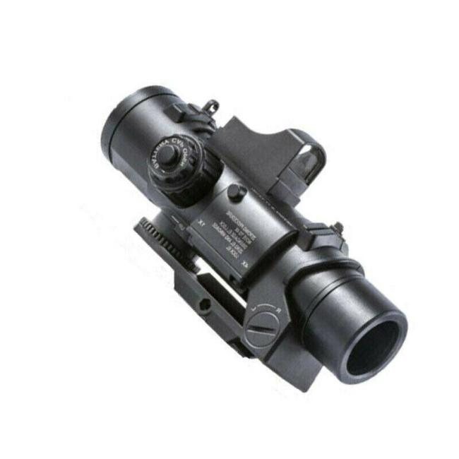 6X Sight Magnifier Red Dot Scope