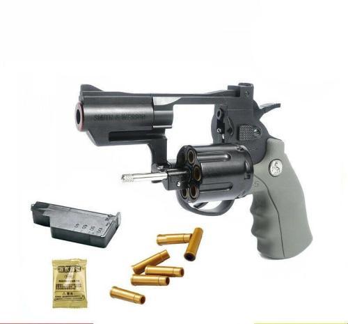 Little Moon XYL ZP-5 Revolver Gel Blaster