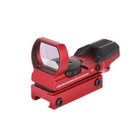 HD101 Tactical Red/Green Dot Reflex Holographic Sight
