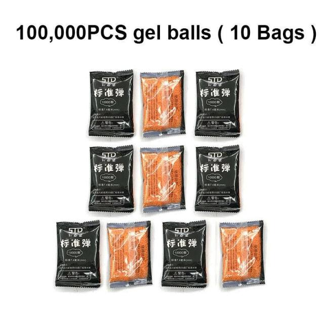 STD 7.4mm Gel Balls