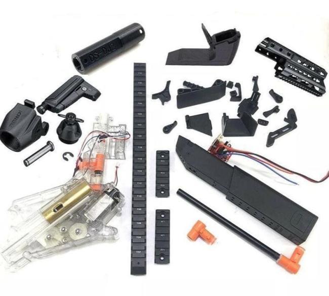 LeHui Kriss Vector V2 Original & Upgrade Parts
