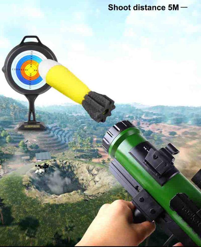ChuRuoJun Bazooka Rocket Launcher