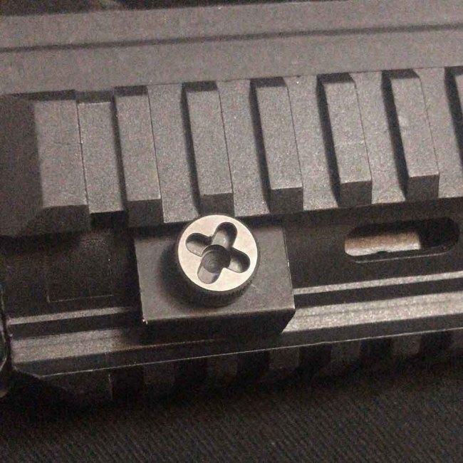 LDT HK416 VFC Style Handguard Screw