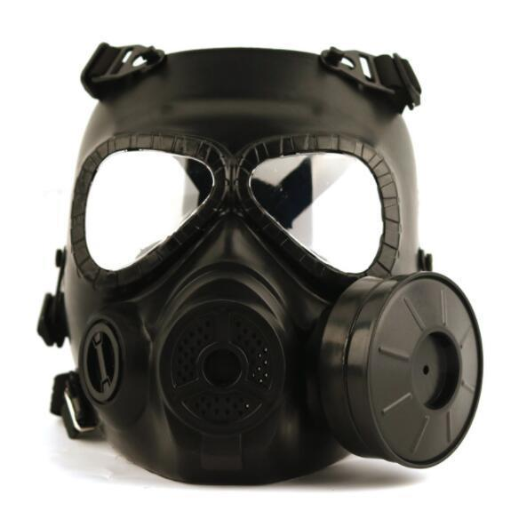 M04 Tactical Protective Toxic Gas Safety Mask with Adjustable Strap