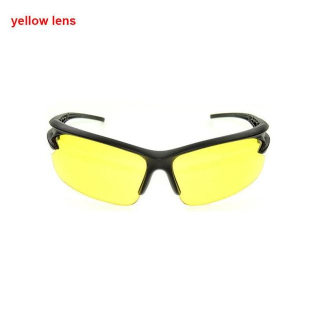 Outdoor Sport Sunglasses Explosion Gel Ball Proof Goggles