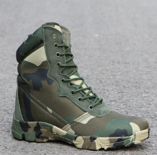 600D Military Tactical Boots