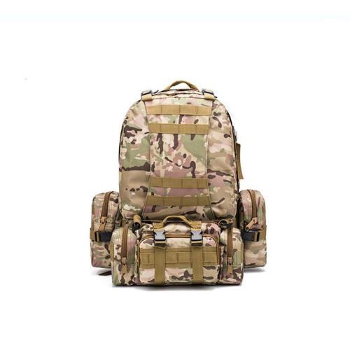 56-75L 3D Outdoor Sport Military Tactical Bag Rucksacks Backpack