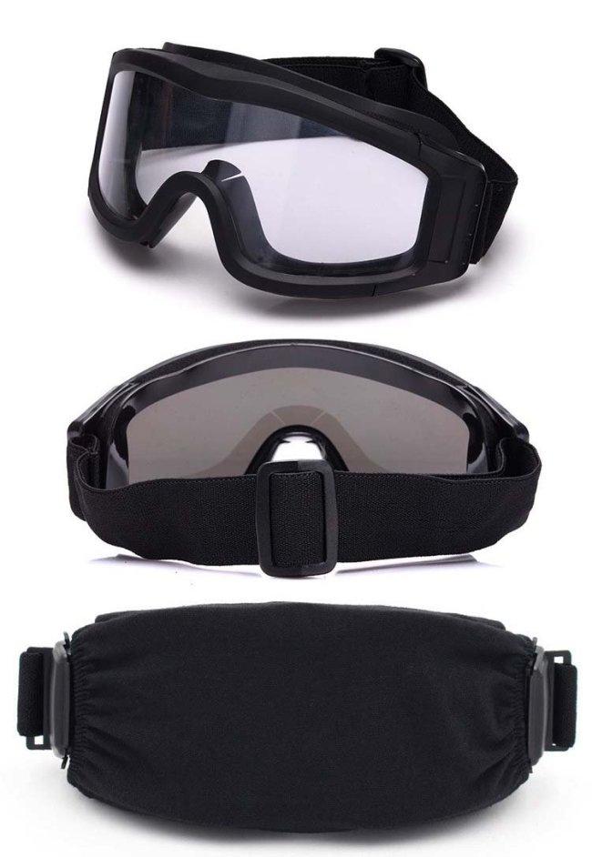 Russian Army 6B34 Ratnik Protective Goggles