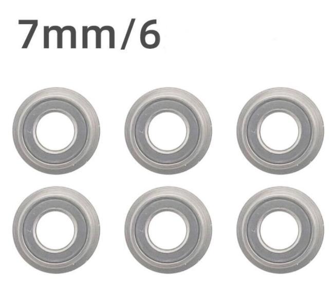6-8mm Universal Gearbox Bearing
